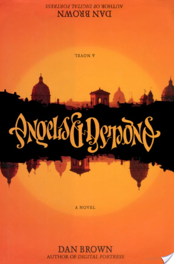 book report on angels and demons Angels & demons (2009 but i read angels & demons with great pleasure the book deals a lot with the eternal angels and demons however takes place in the.