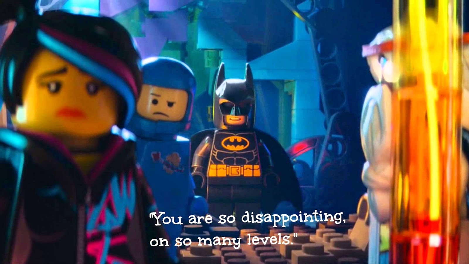 Funny Lego Movie Quotes: I'm Writing A Novel (but Not About Dinosaurs