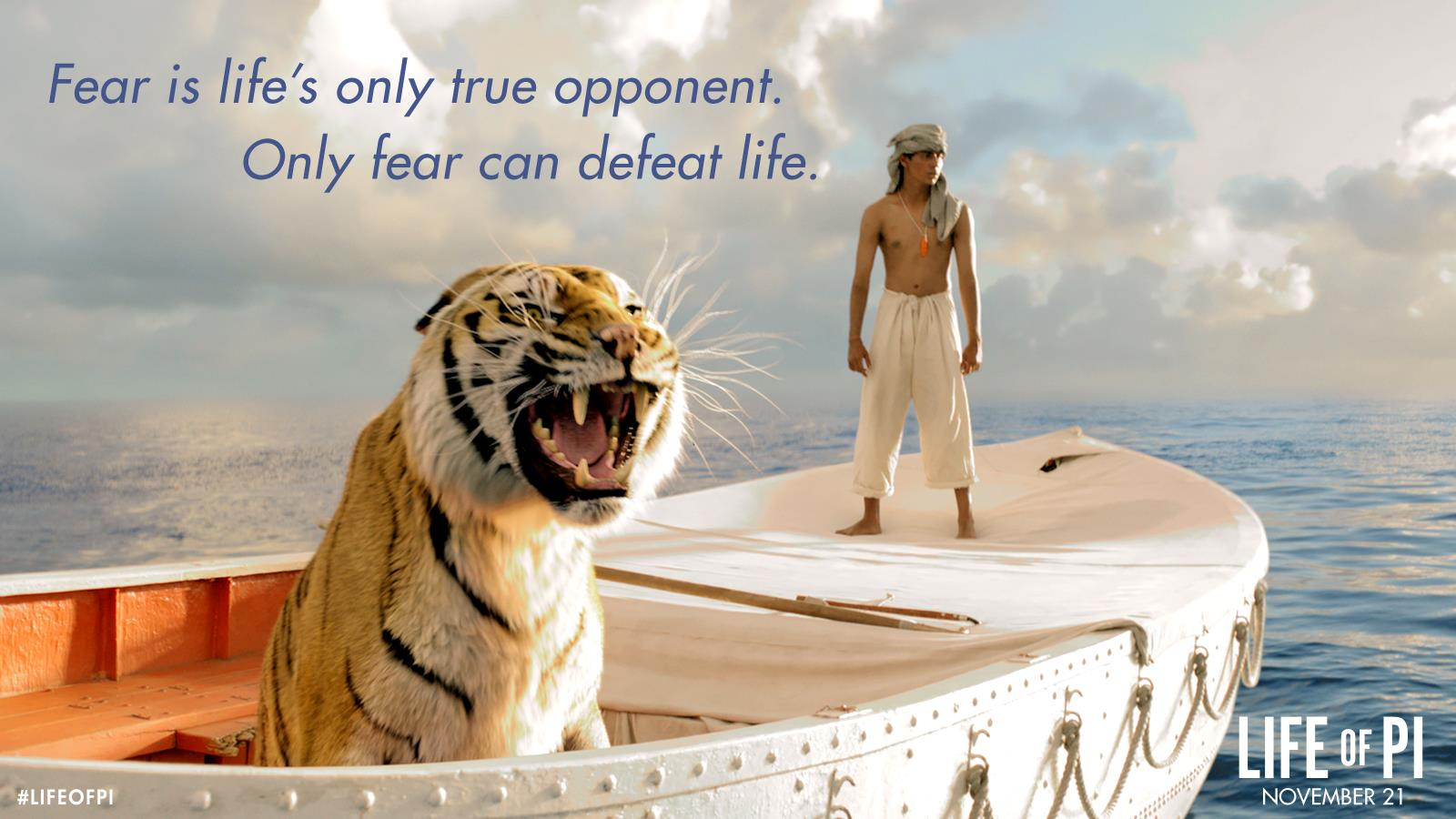 Life of Pi Survival Quotes From