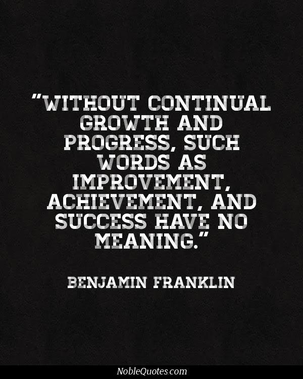 Benjamin Franklin Success Quotes