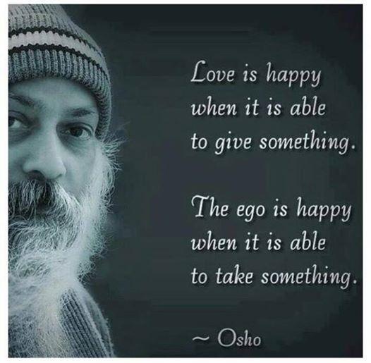 A Quote Of Osho Rajneesh