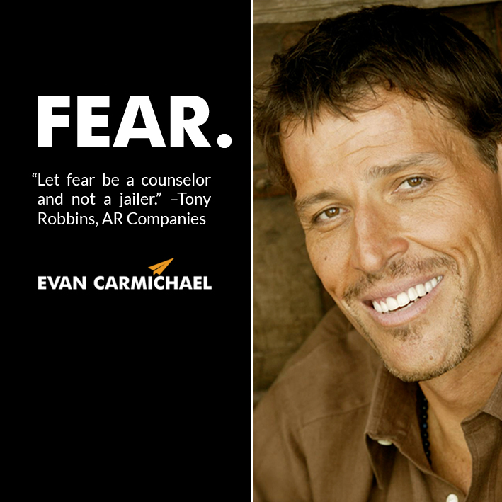 Anthony Robbins Quotes: A Quote Of Tony Robbins